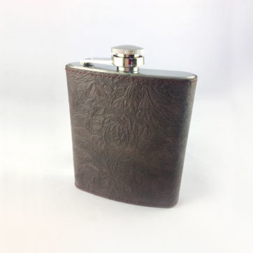 William Morris Hip flask