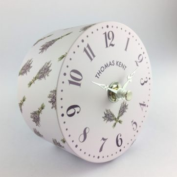 Thomas Kent Lavender Portobello clock
