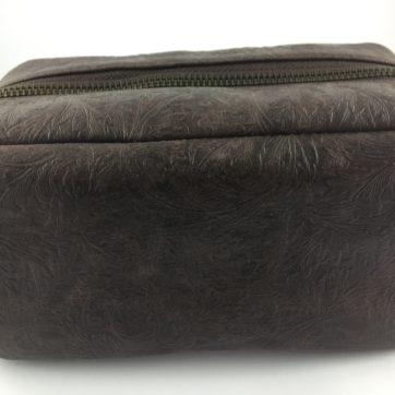 William Morris wash bag