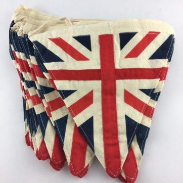 Bunting – Union Jack