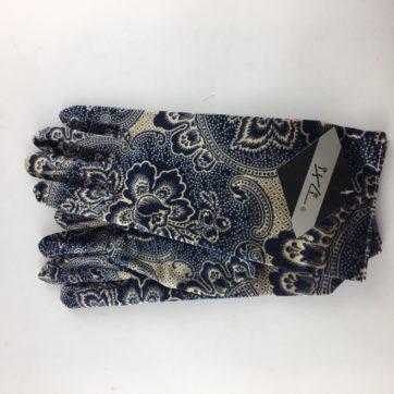 Pair of lightweight fleece gloves