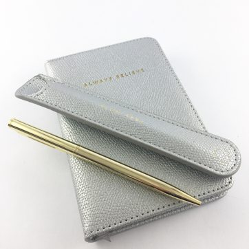 Katie Loxton Notebook and Pen
