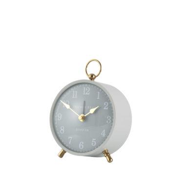 Thomas Kent Wren Alarm Clock – Pearl