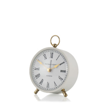 Thomas Kent Wren Alarm Clock – Smoke