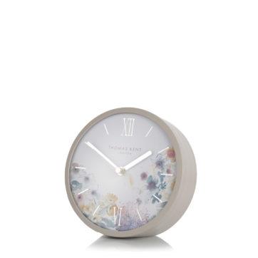 Thomas Kent Mini Crofter Clock – Dark Grey