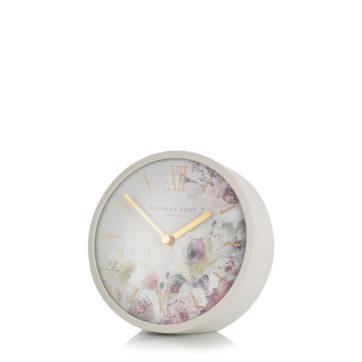 Thomas Kent Mini Crofter Clock – Light Grey