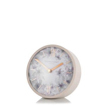 Thomas Kent Mini Crofter Clock – Dusty Pink