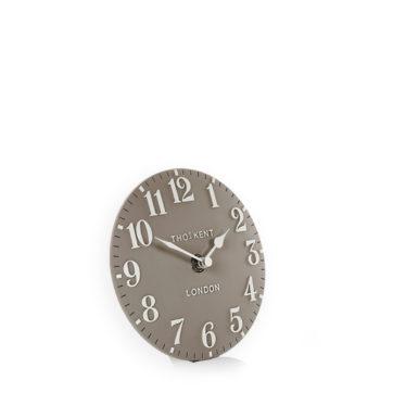 Thomas Kent Arabic Mantel Clock – Clay