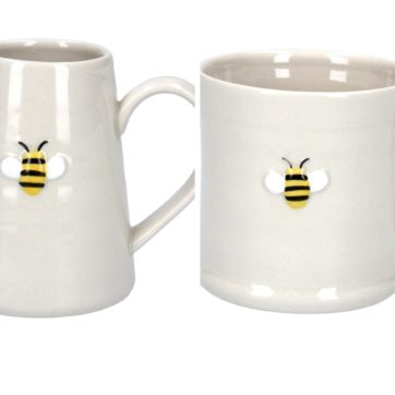 Mini jug and mug – bee