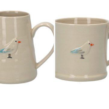 Mini jug and mug – seagull