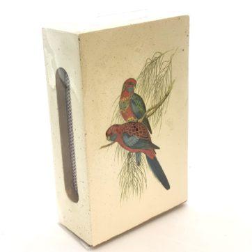 Match box – Parrots