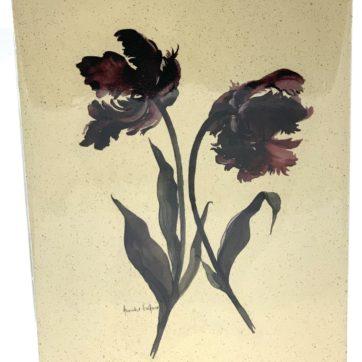 Match box – Tulip