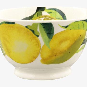 Emma Bridgewater Vegetable Garden Lemons small old bowl