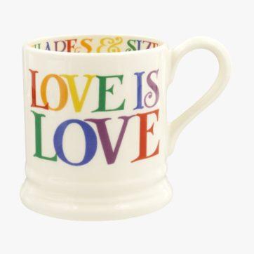 Emma Bridgewater Love is Love