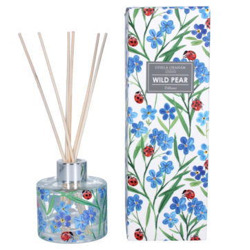 Wild Pear diffuser and candle