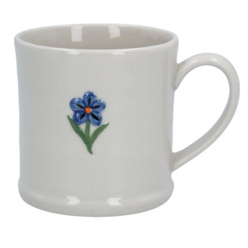 Gisela Graham Forget-me-not Mug and Jug