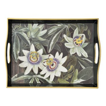 Passion Flower Tray