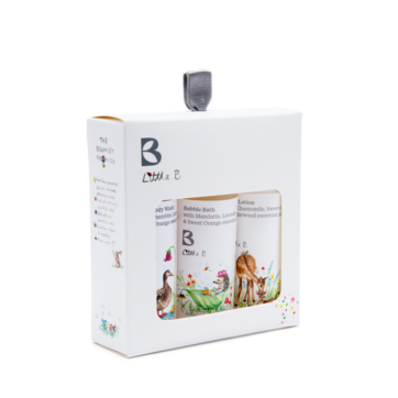 Bramley – Little B – Mouse Gift Set