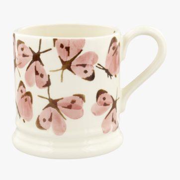 Emma Bridgewater Butterfly half pint mug