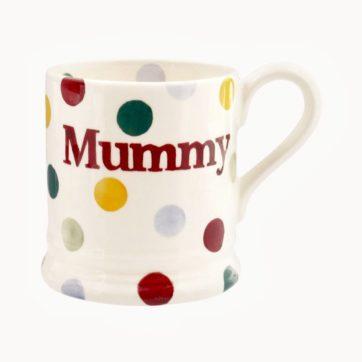 Emma Bridgewater Polka Dot Mummy Mug