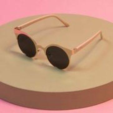 Powder Sunglasses – Leona